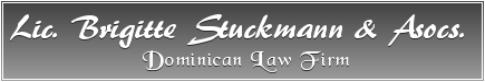 Lic. Brigitte Stuckmann & Asocs. / Dominican Law Firm