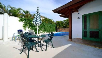 all Villas with private swimmingpool